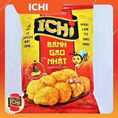 banh-gao-nhat-ichi-vi-shouyu-mat-ong-goi-100g